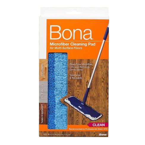 Bona Microfiber Cleaning Pad 1ct Target