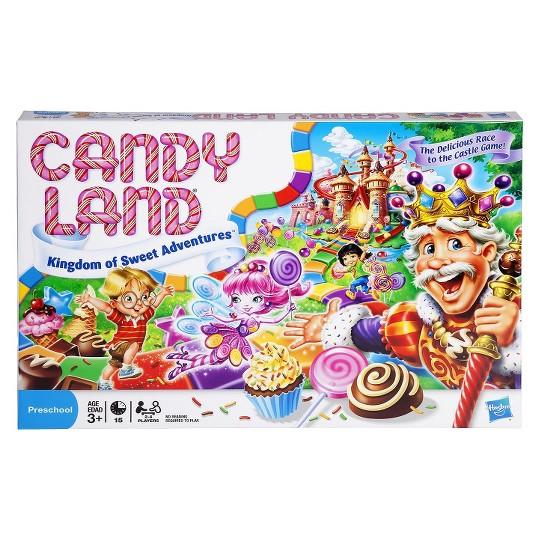 Candyland Board Game, board games image number null