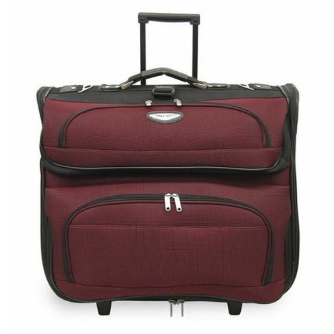Travel Select Amsterdam Rolling Garment Bag - Red - image 1 of 1
