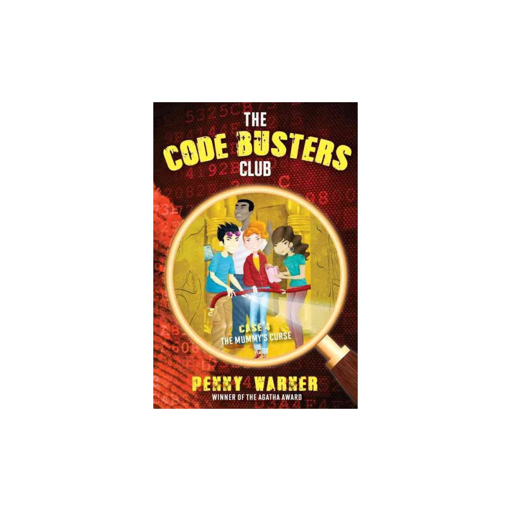 The Mummy's Curse ( Code Busters Club) (Hardcover)
