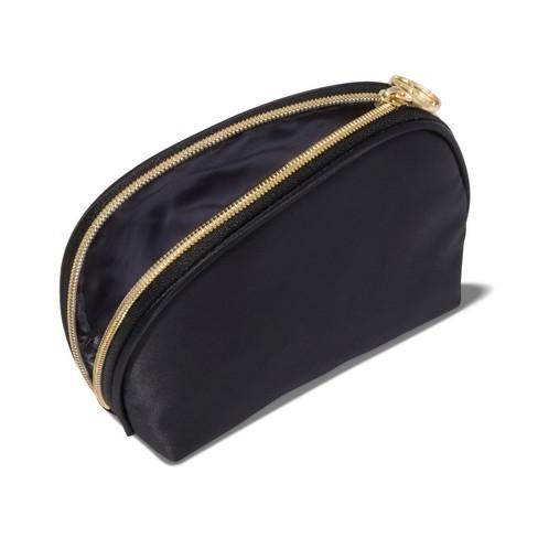 ec82e1b7c2 Sonia Kashuk™ Round Top Makeup Bag - Black   Target