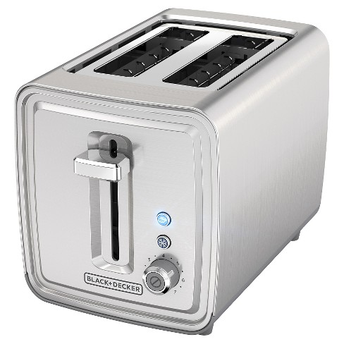 BLACK+DECKER 2 Slice Toaster - Stainless Steel - image 1 of 6