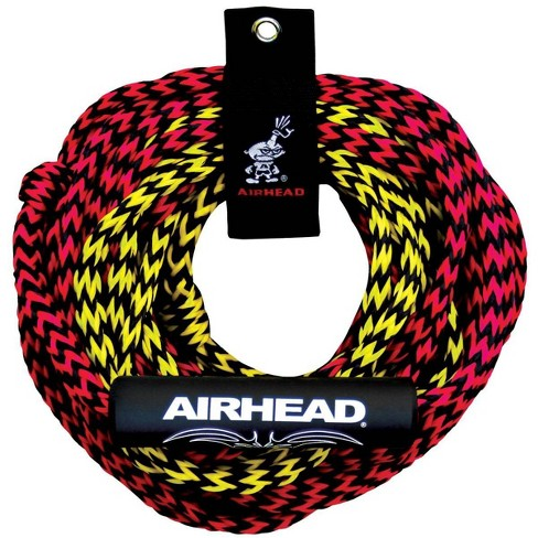 Airhead AHTR-22 Tube Rope 2 Section With Floater 2-Rider Towable Lake Boat Water - image 1 of 4