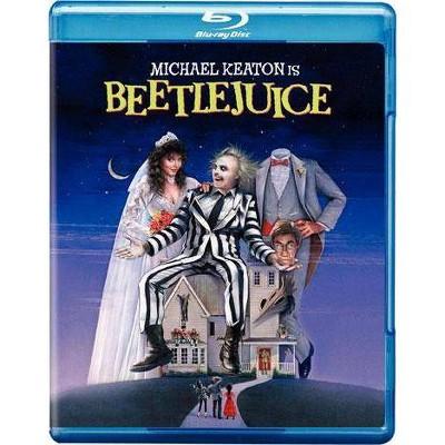 Beetlejuice (Blu-ray) (Digi Book Packaging)