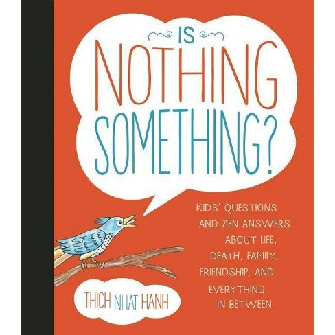 Is Nothing Something? - by  Thich Nhat Hanh (Hardcover) - image 1 of 1
