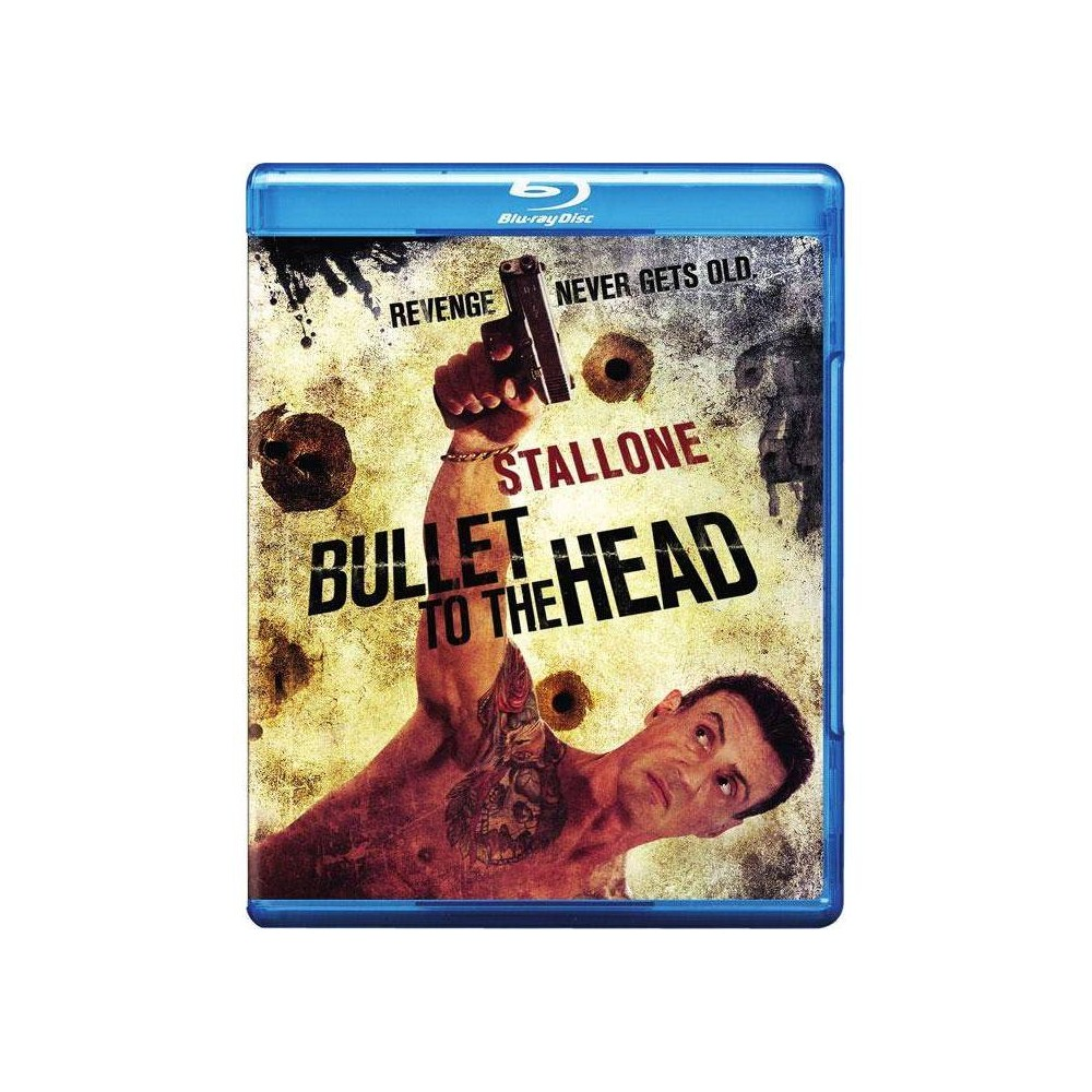 Bullet To The Head Blu Ray