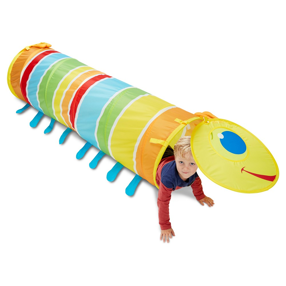 Melissa 38 Doug Sunny Patch Giddy Buggy Crawl Through Tunnel Almost 5 Feet Long