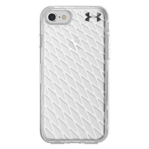 more photos 83dd1 686b1 Under Armour iPhone 8/7 Case UA Inner Strength - Clear Frost/Clear