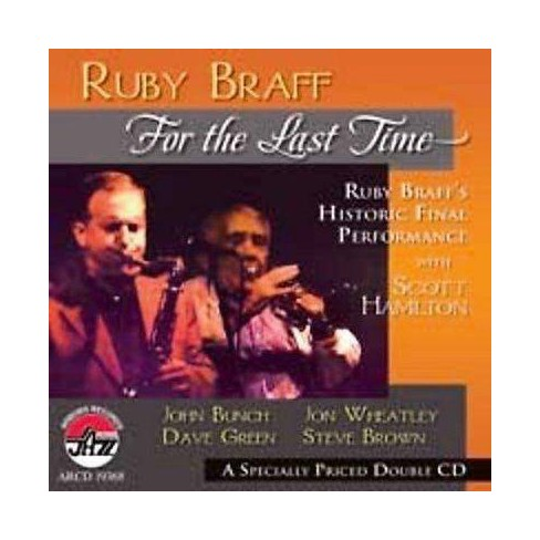 Ruby (Trumpet Braff & Cornet) - For the Last Time (CD) - image 1 of 1