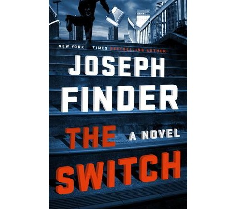 Switch (Large Print) (Paperback) (Joseph Finder) - image 1 of 1