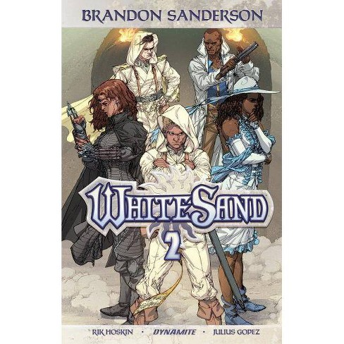 Brandon Sanderson's White Sand Volume 2 - by  Brandon Sanderson & Rik Hoskin (Hardcover) - image 1 of 1