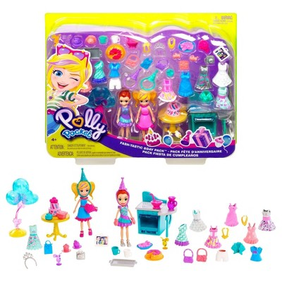 Polly Pocket Birthday Party Pack