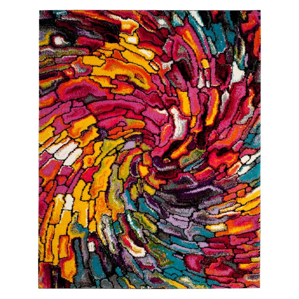 9'X12' Shapes Loomed Area Rug - Safavieh, Multicolored