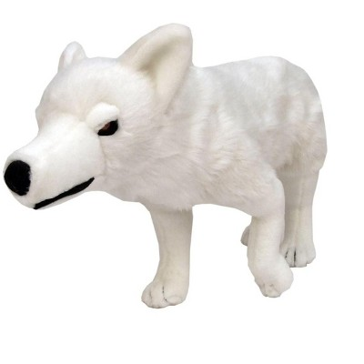"""Factory Entertainment Game of Thrones Ghost Direwolf 18"""" Plush"""