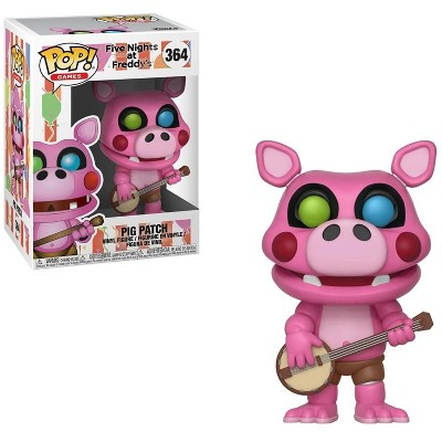 Funko POP! Games Five Nights At Freddy's Pig Patch Vinyl Figure