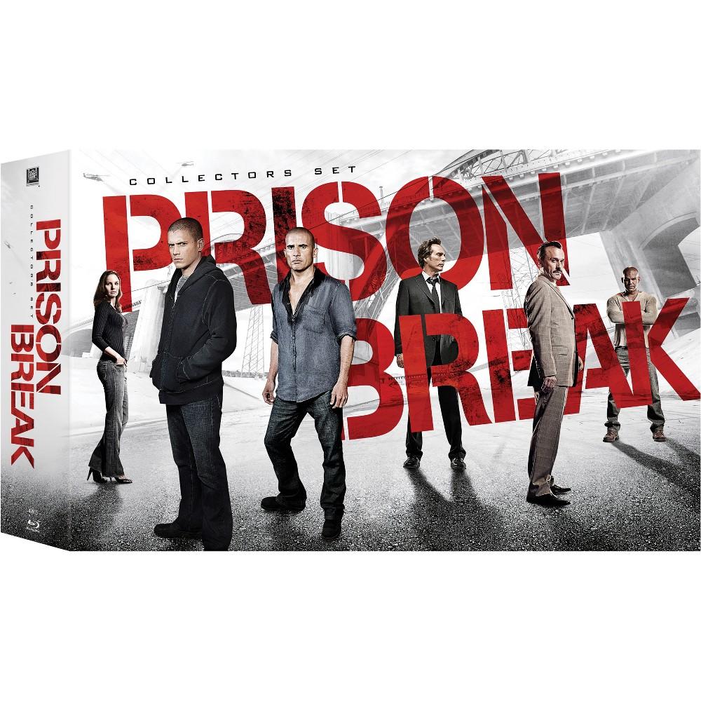 Prison Break Boxset (1-4+ES) (Blu-ray)