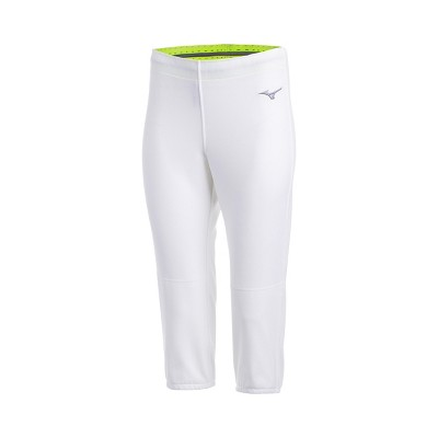 Mizuno Women's Unbelted Stretch Softball Pants