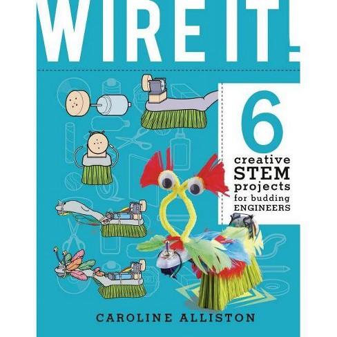 Wire It! - (Build It!) by  Caroline Alliston (Hardcover) - image 1 of 1