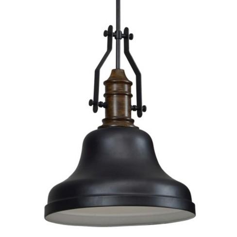 "Ren Wil LPC4307 Shelmon Single Light 15"" Wide Pendant - image 1 of 1"
