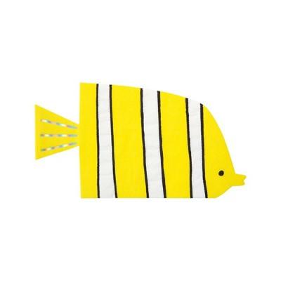 Meri Meri Under The Sea Fish Napkins