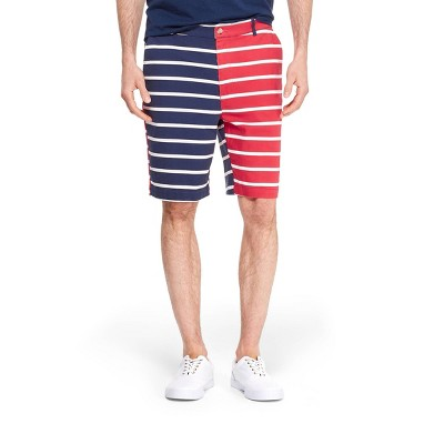 Men's Striped Shorts   Red/Navy   Vineyard Vines® For Target by Red/Navy