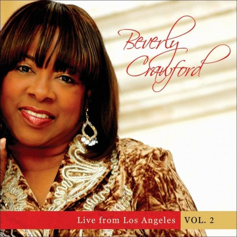 Beverly Crawford - Live From Los Angeles Volume 2 (CD) - image 1 of 1