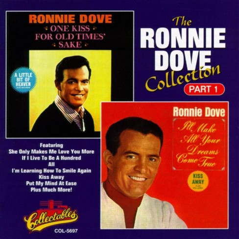 Ronnie dove - Ronnie dove collection:Part 1 (CD) - image 1 of 1