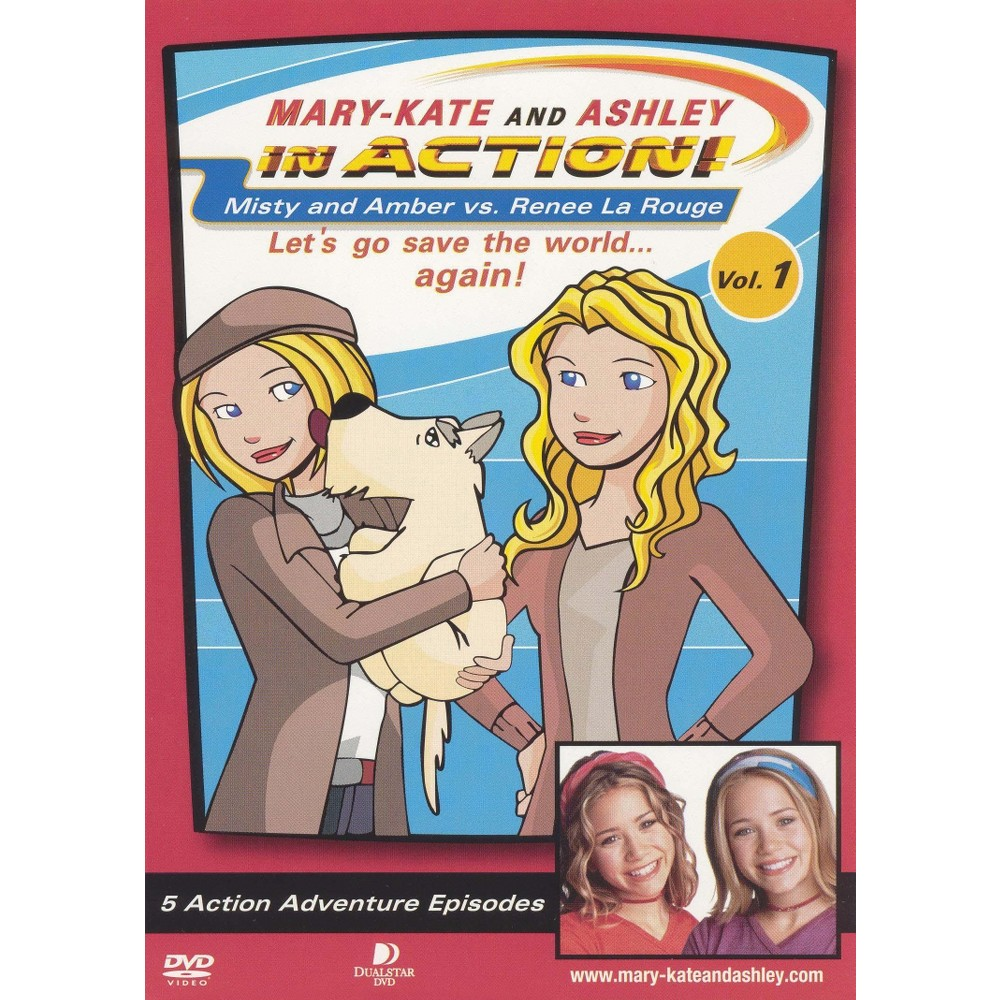 Mary-Kate and Ashley in Action, Vol. 1