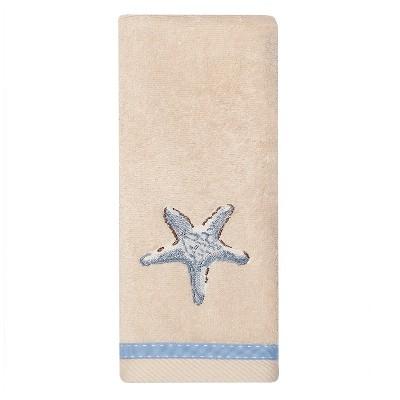 Seaside Serenity Hand Towels Tan - India Ink®