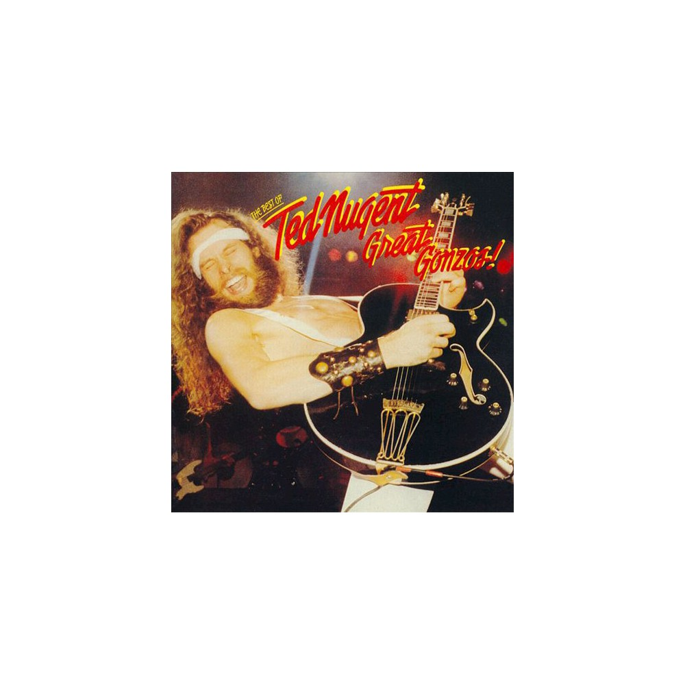 Ted Nugent - Great Gonzos:Best Of Ted Nugent (CD)