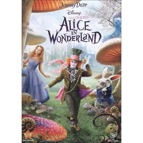 Alice in Wonderland (dvd_video) - image 1 of 1