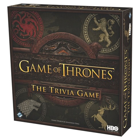 Game Of Thrones Trivia Game - image 1 of 1