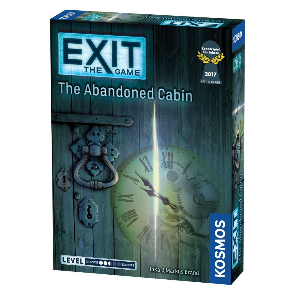Exit: The Abandoned Cabin Card Game