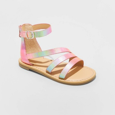 Toddler Girls' Patience Ankle Strap Sandals - Cat & Jack™