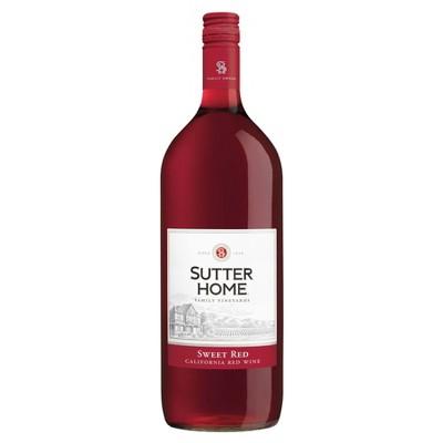 Sutter Home Sweet Red Wine - 1.5L Bottle