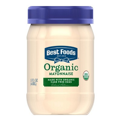 Mayonnaise: Best Foods Organic