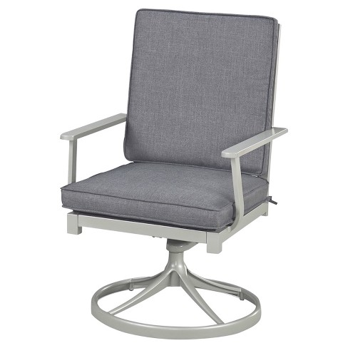 South Beach Swivel Chair - Gray - Home Styles - image 1 of 1