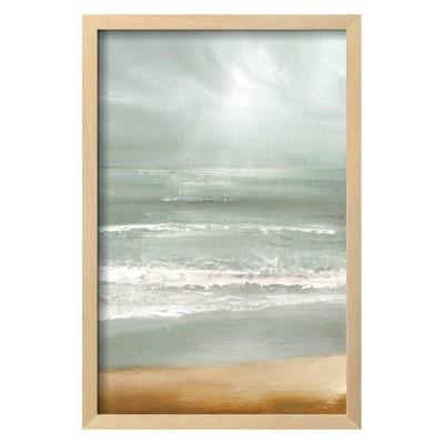 Cloudbreak By Caroline Gold Framed Wall Art Poster Print 15 x21  - Art.com