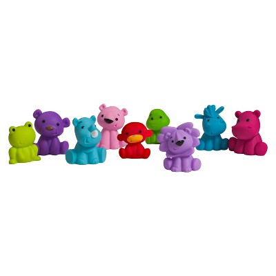 Infantino Tub o' Toys - Animals - 9pc