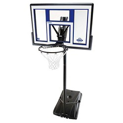 "Lifetime Courtside 48"" Portable Basketball Hoop"