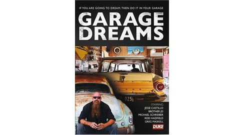 Garage Dreams (DVD) - image 1 of 1