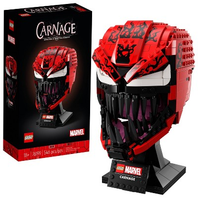 LEGO Marvel Spider-Man Carnage Building Kit 76199