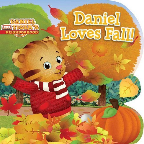 Daniel Loves Fall (Board Book) (Natalie Shaw) - image 1 of 1