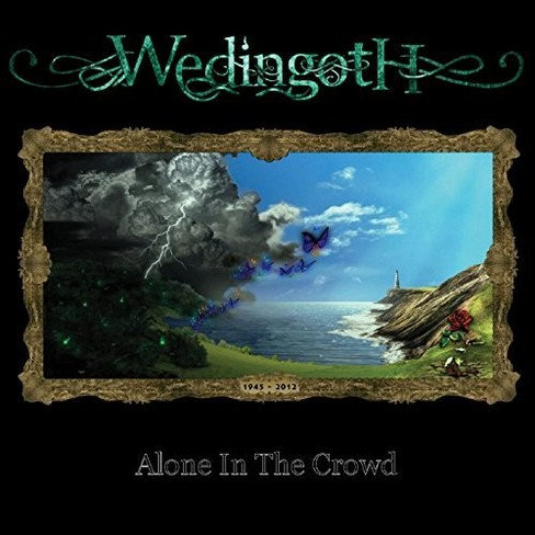 Wedingoth - Alone In The Crowd (CD) - image 1 of 1