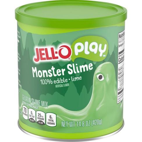 Jell-O Play Monster Slime Lime - 14.8oz - image 1 of 3