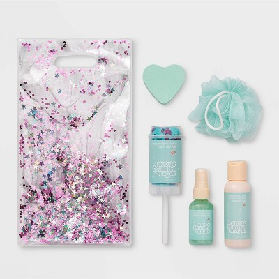 Bath & Body Peppermint Shimmer Gift Set - 5pc - More Than Magic™