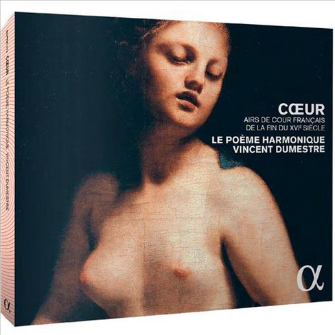 Le poeme harmonique - French courtly songs from the late 16 (CD) - image 1 of 1