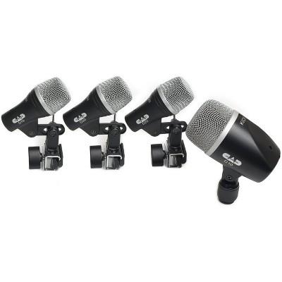 CAD Audio 4-Piece Drum Microphone Pack