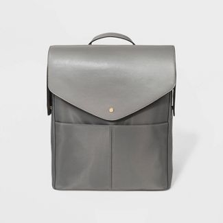 Commuter Flap Backpack - A New Day™ Gray