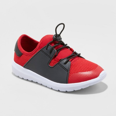 Boys' Max Athletic Sneakers - Cat & Jack™ Red